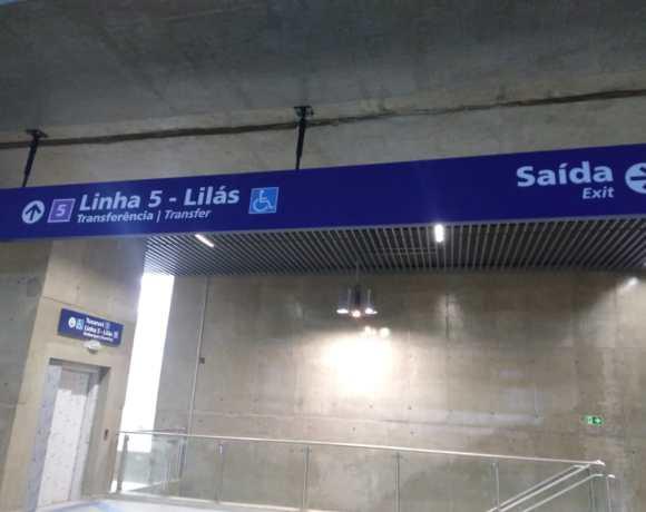 Santa Cruz Linha 5-Lilás