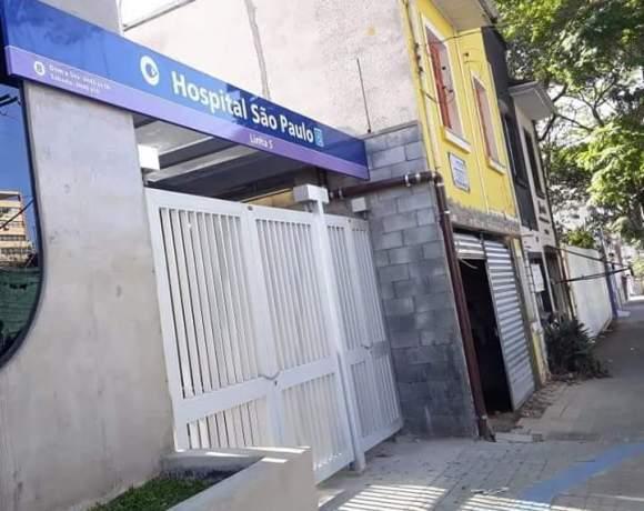 Hospital São Paulo Linha 5-Lilás