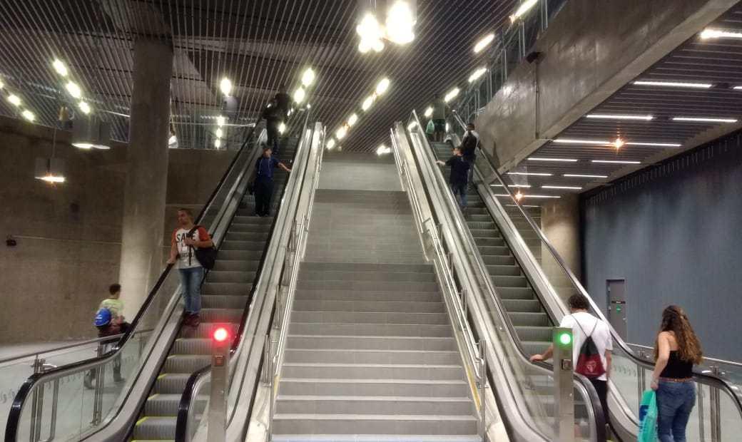 Taboão da Serra Estação São Paulo-Morumbi
