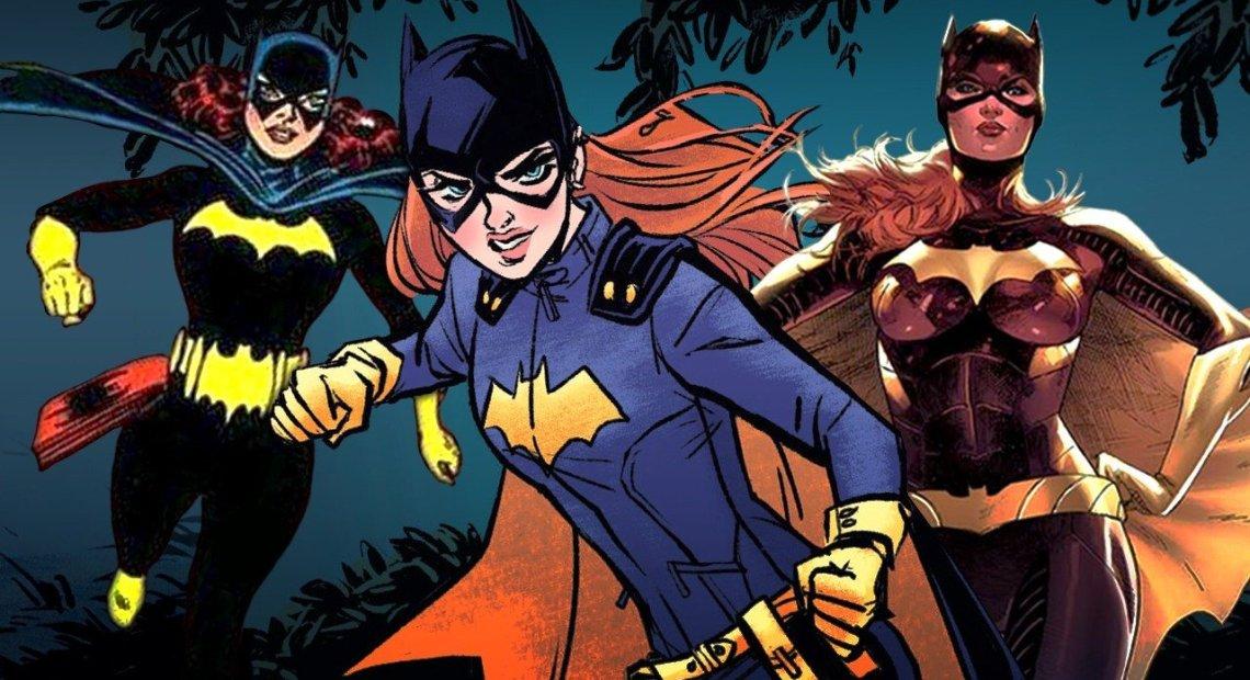 Heroína Batgirl