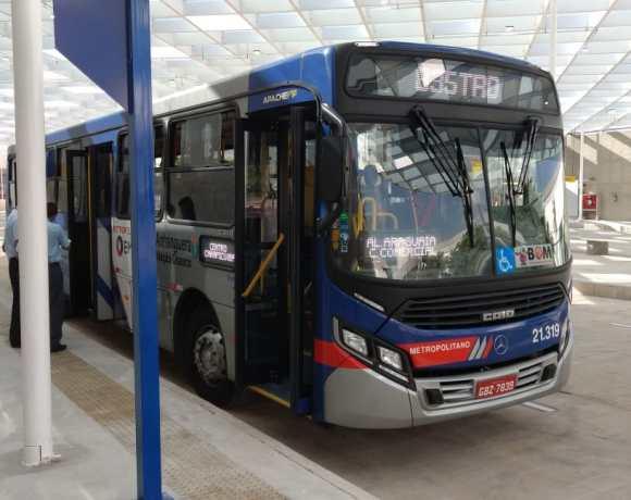 Terminal São Paulo-Morumbi