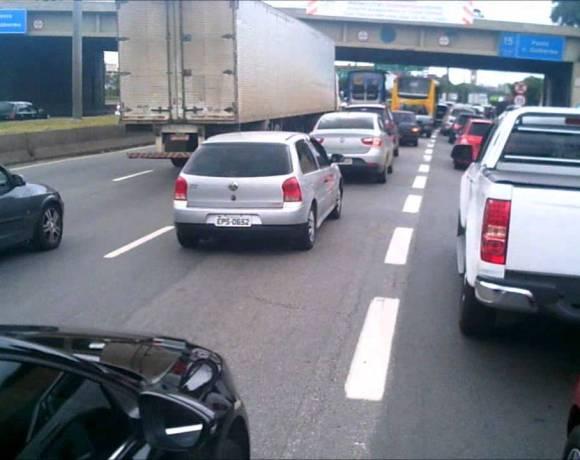 Trânsito em São Paulo IPVA 2019