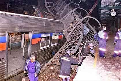 Acidente ferroviário de Perus