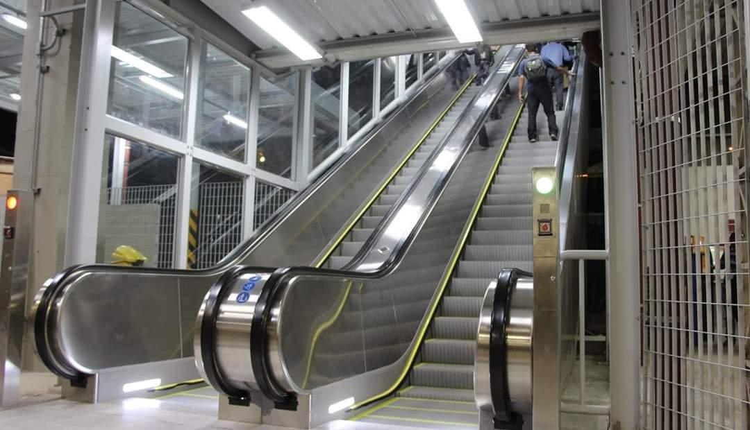 Escadas Rolante