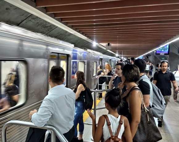 linha 2-verde do metrô