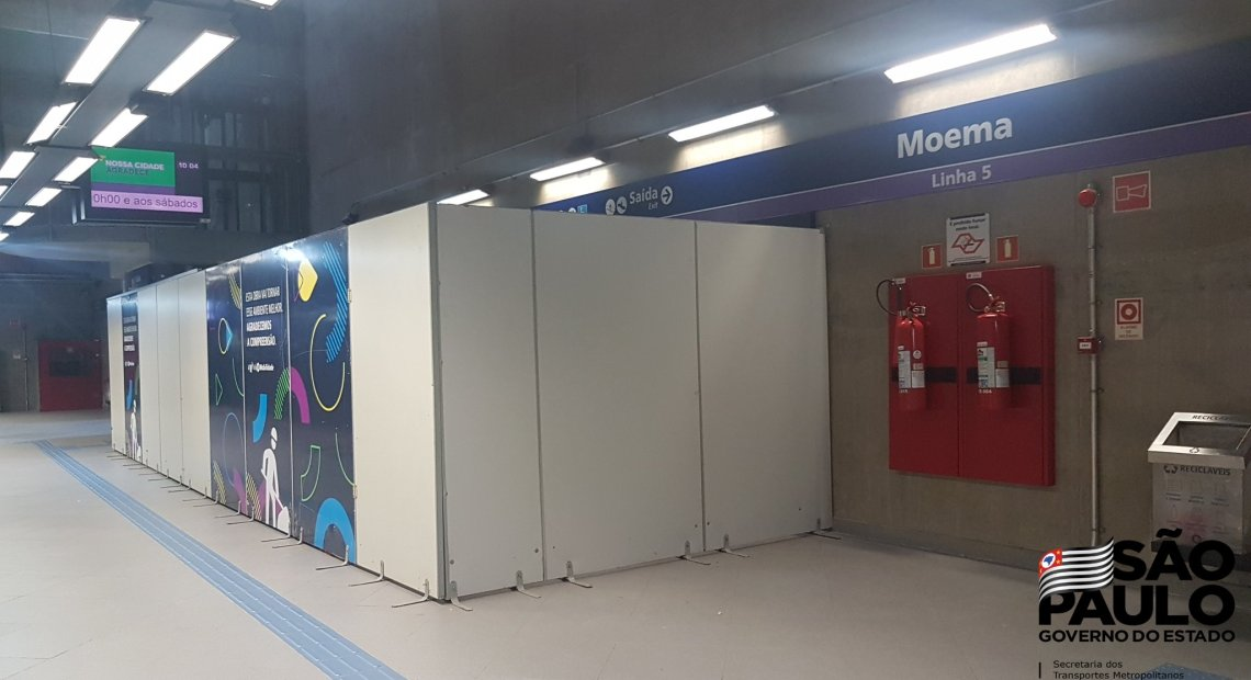 estação Moema