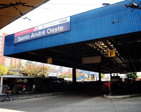 Terminal Rodoviário de Santo André