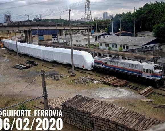 trem da série 7000