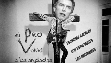 Photo of MACRI: «YO NO QUIERO VOLVERME TAN LOCO»