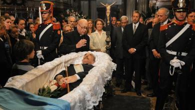 Photo of MURIÓ EL DR RAÚL ALFONSÍN