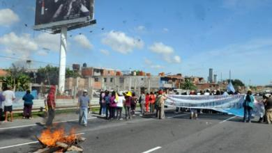 Photo of PROTESTA EN LA AUTOPISTA ILLIA
