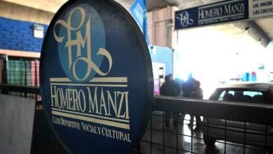 Photo of EL CLUB HOMERO MANZI A PUNTO DE CERRAR SUS PUERTAS