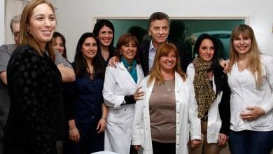 Photo of HOSPITAL PENNA: MACRI PRESENTÓ EL NUEVO TOMÓGRAFO
