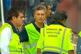 Photo of INCENDIO EN BARRACAS: ¿Y MACRI DONDE ANDABA?