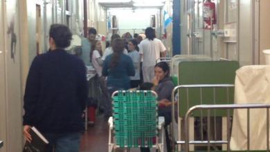 Photo of HOSPITAL GARRAHAN: DENUNCIAN HACINAMIENTO DE PACIENTES