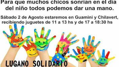 Photo of LUGANO ES SOLIDARIO: JUNTOS PODEMOS MÁS