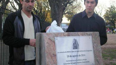 Photo of LUGANO SOLIDARIO HOMENAJEÓ A MELINA LÓPEZ JUNTO CON LA CÁMARA DE COMERCIO