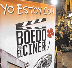 Photo of AL RESCATE DEL CINE DE BOEDO