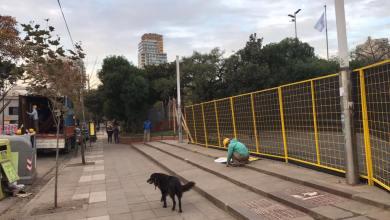Photo of Piden informes sobre las obras en Plaza Armenia