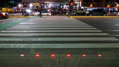 Photo of Tachas luminosas en la Ciudad