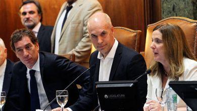 Photo of Larreta pondrá en marcha la Legislatura porteña