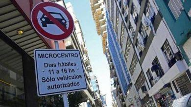 Photo of Comienza a regir las restricciones para autos en el micro y macrocentro porteño