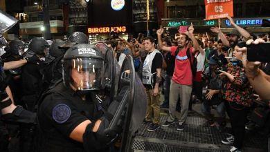 Photo of Procesaron a los detenidos de la marcha contra la OMC