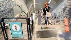Photo of ¡A repararlas! Si no hay escaleras mecánicas, no hay boleto