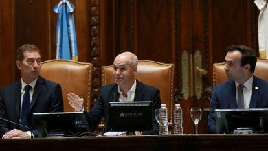 Photo of Larreta abrió el año legislativo: «Lo más importante es el futuro de los chicos»