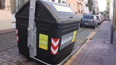 Photo of Se extiende el horario para sacar la basura