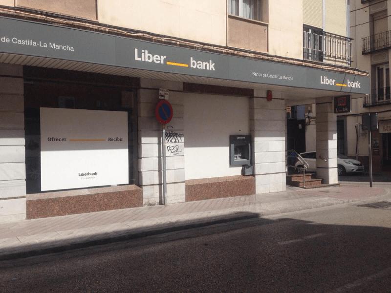 Liberbank termina 2017 con unas pérdidas de 259 millones