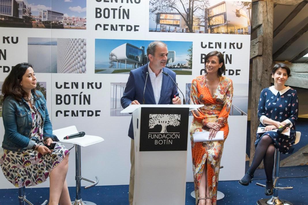 La Fundación Botín inicia el lunes 19 los actos de inauguración del Centro Botín