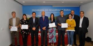 La Fundación Botín entrega los premios del Programa de Iniciativas Empresariales NANSAEMPRENDE