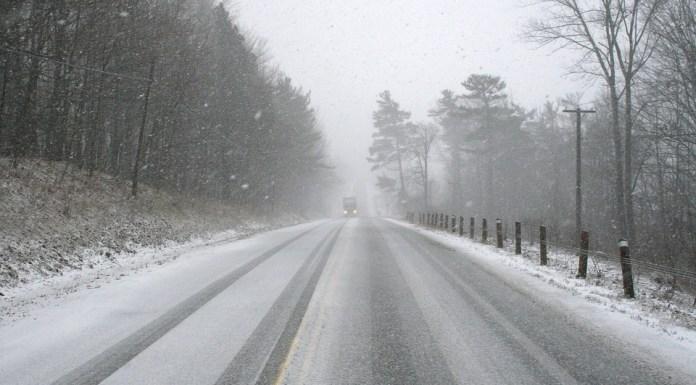 Diez consejos para la conducción en invierno