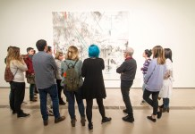 La Fundación Botín invita a participar de los últimos días de la exposición de Julie Mehretu