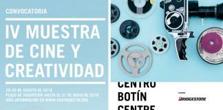 Último día para participar en laIV Muestra de Cine y Creatividad Centro Botín