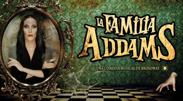 La Familia Addams llega a Santander