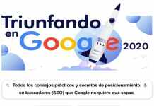 triunfando en google
