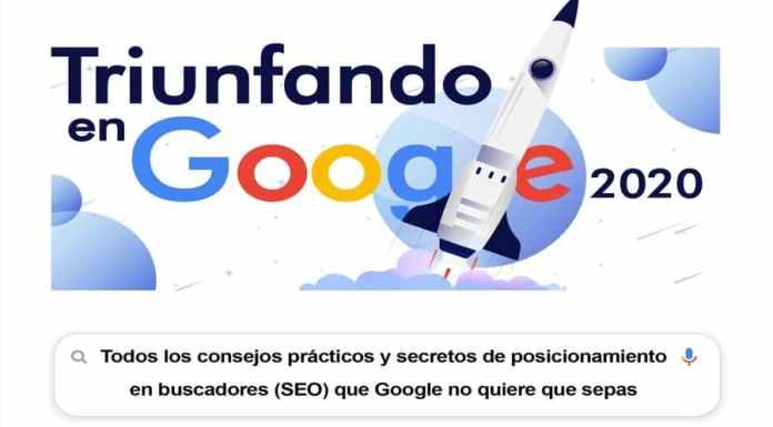triunfando en google