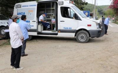 El Gobierno de Tuxpan apoya a sus comunidades, su compromiso es llegar a todas: Toño Aguilar.