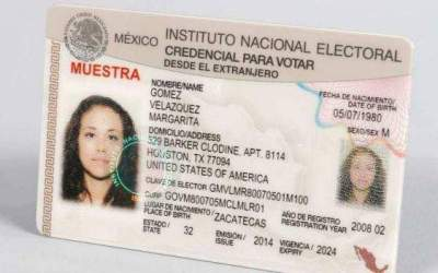 Resguardará INE más de 6 mil credenciales para votar; estarán a disposición después de la elección