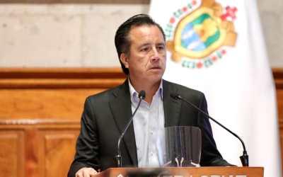 Avanza vacunación contra COVID-19; inmunizados al menos un millón de veracruzanos: Gobernador Cuitláhuac García