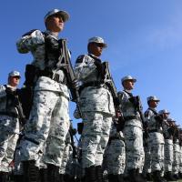Veracruz cuenta ya con 5 cuarteles de GN y 4 mil 200 elementos desplegados