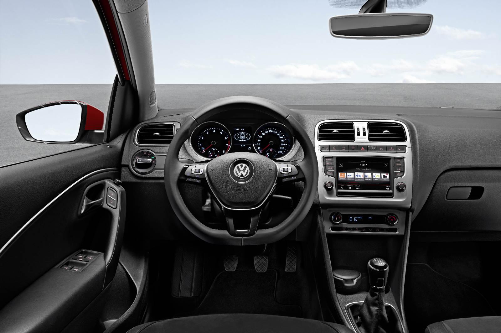 Nuevo Volkswagen Polo 2014 El Cambio Est En El Interior