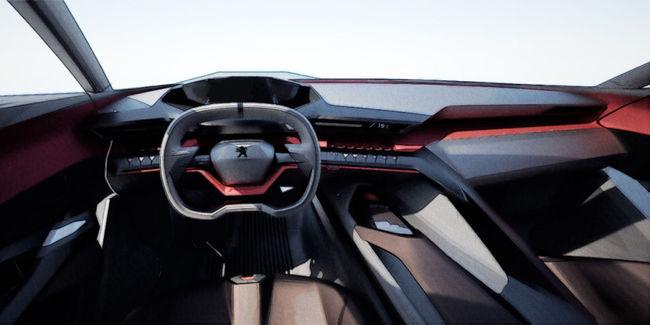 Peugeot Quartz Concept 2014 03 650x325 Peugeot Quartz Concept, ¿marcando el camino hacia un SUV deportivo galo?
