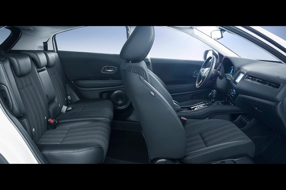 Honda HR V 2015 SUV Que Promete Espacio Y Bajo Consumo