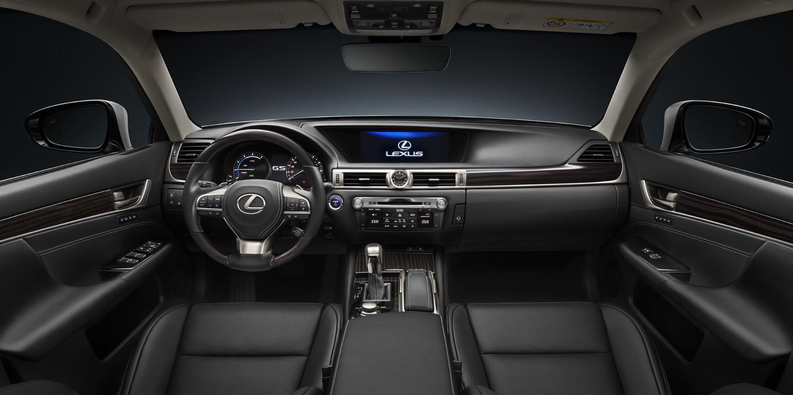 Lexus GS 2016 Precios Motores Equipamientos