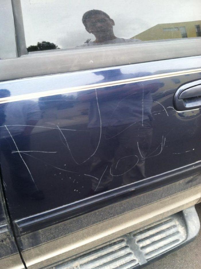 Resultado de imagen para ex boyfriend keyed my car
