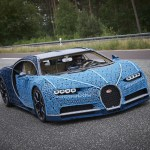 El Bugatti Chiron De Lego Technic Ahora A Tamano Real Y Conducible