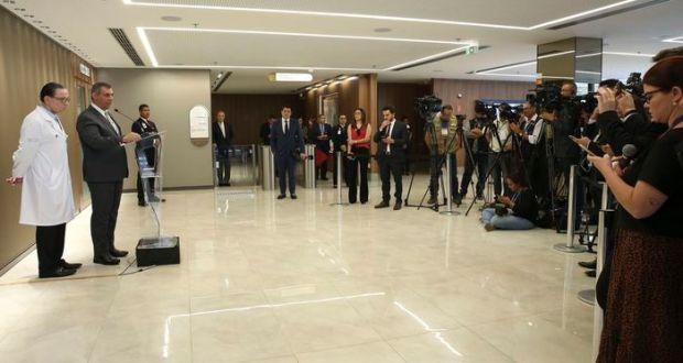 Após exames, viagem de Bolsonaro para Assembleia da ONU é liberada